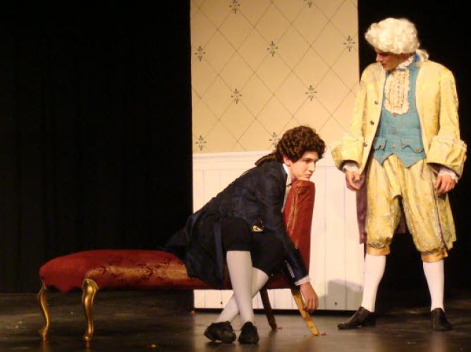 The Beaux Stratagem - 2009